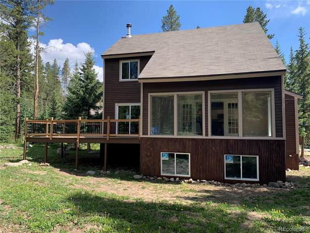 92 Starlit Lane, Blue River, CO 80424 (MLS #9935920) :: Kittle Real Estate