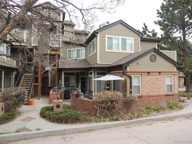 6001 S Yosemite Street F204, Greenwood Village, CO 80111 (#9936389) :: Bring Home Denver with Keller Williams Downtown Realty LLC