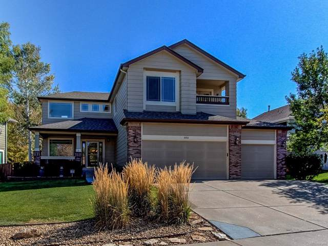 10850 Willow Reed Circle, Parker, CO 80134 (#9936777) :: HergGroup Denver