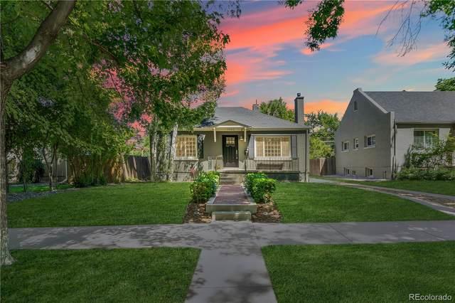 1360 Pontiac Street, Denver, CO 80220 (MLS #9937223) :: 8z Real Estate