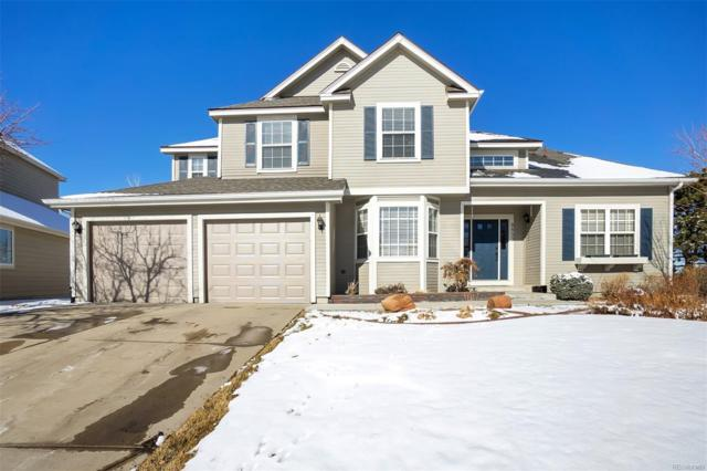 8853 Edgewood Street, Highlands Ranch, CO 80130 (#9937235) :: HomeSmart Realty Group