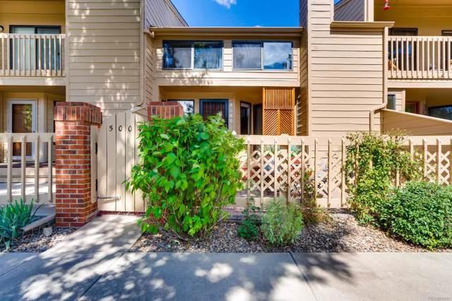 5004 Buckingham Road, Boulder, CO 80301 (MLS #9937329) :: 8z Real Estate
