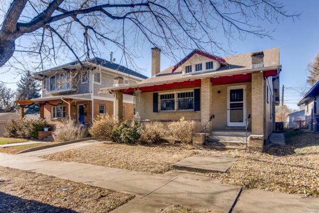1729 Albion Street, Denver, CO 80220 (#9937426) :: The HomeSmiths Team - Keller Williams