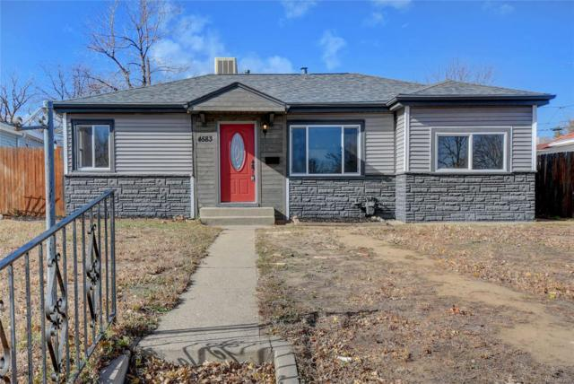 4583 Wyandot Street, Denver, CO 80211 (#9937889) :: Bring Home Denver