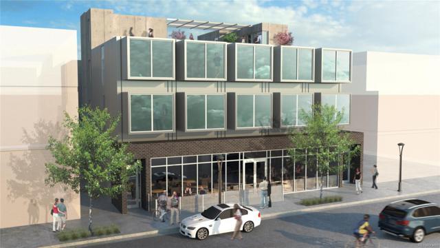 4345 Tennyson Street #1, Denver, CO 80212 (#9938132) :: The Galo Garrido Group