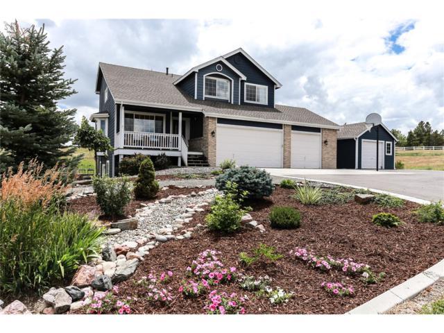 3386 Meadowlark Court, Parker, CO 80138 (MLS #9938264) :: 8z Real Estate
