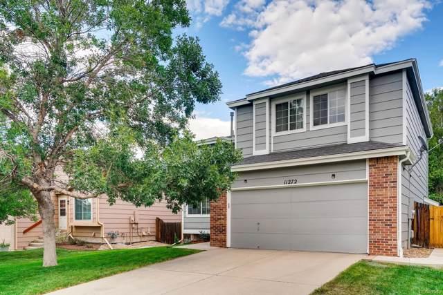 11272 Tumbleweed Way, Parker, CO 80138 (MLS #9938416) :: 8z Real Estate
