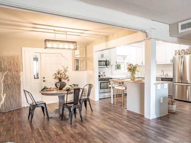 814 Quentin Street, Aurora, CO 80011 (#9938437) :: Wisdom Real Estate