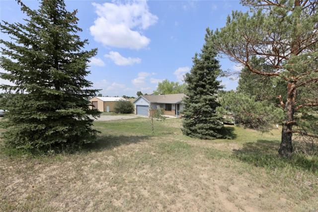 8037 Sun Country Drive, Elizabeth, CO 80107 (#9938701) :: Colorado Home Realty