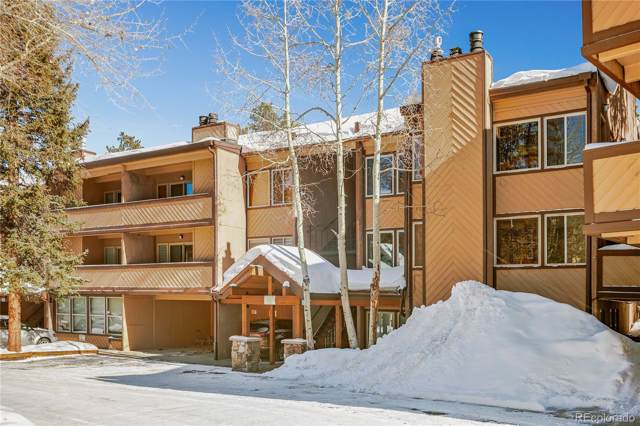 705 Snowberry Lane #7, Breckenridge, CO 80424 (#9938858) :: Berkshire Hathaway Elevated Living Real Estate