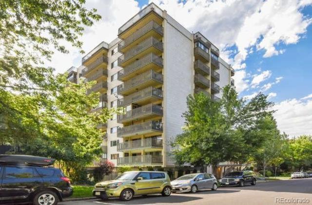 1223 Race Street #202, Denver, CO 80206 (#9938874) :: Mile High Luxury Real Estate
