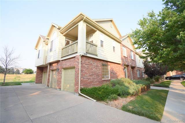 300 Granby Way A, Aurora, CO 80011 (#9938991) :: Kimberly Austin Properties