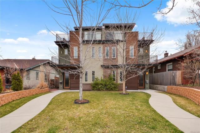 4544 Utica Street, Denver, CO 80212 (#9939044) :: The Peak Properties Group