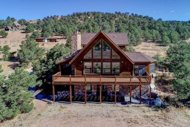 10920 County Road 194, Salida, CO 81201 (MLS #9940620) :: 8z Real Estate