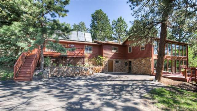 143 S Sawmill Road, Evergreen, CO 80439 (#9940704) :: You 1st Realty