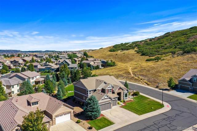 4851 Persimmon Lane, Castle Rock, CO 80109 (#9940894) :: The DeGrood Team