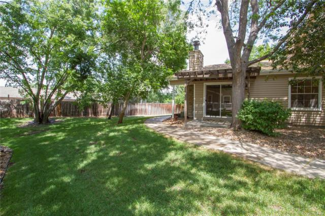 8468 Everett Way D, Arvada, CO 80005 (#9941067) :: The Galo Garrido Group