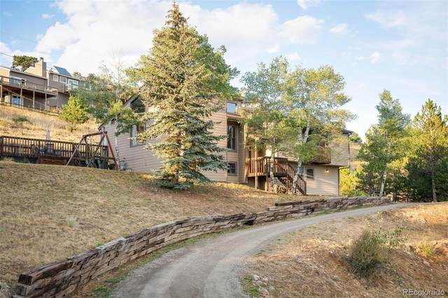 29955 Roan Drive, Evergreen, CO 80439 (#9941422) :: The Gilbert Group