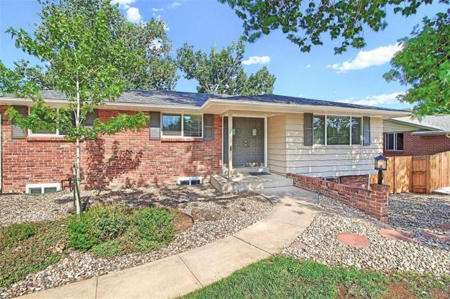 3692 Simms Street, Wheat Ridge, CO 80033 (#9941486) :: The Peak Properties Group