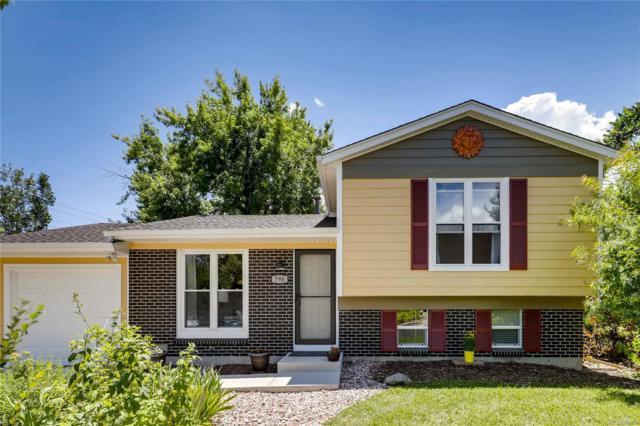 796 W Willow Street, Louisville, CO 80027 (#9941934) :: House Hunters Colorado