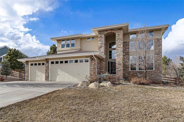6069 Bridle Path Lane, Parker, CO 80134 (#9942043) :: The Healey Group