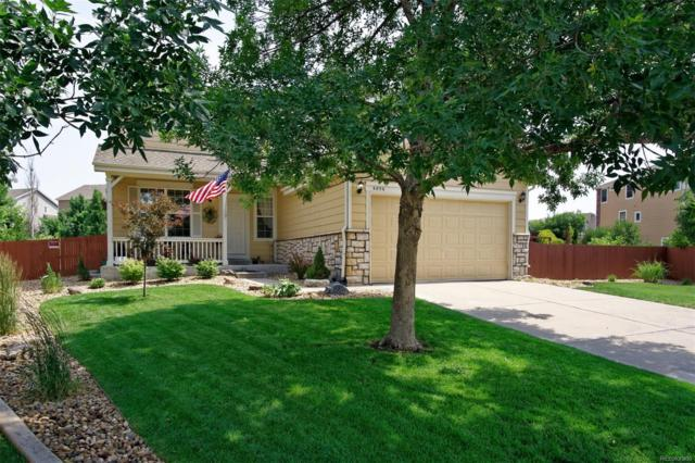 4896 S Himalaya Court, Aurora, CO 80015 (#9942282) :: The City and Mountains Group