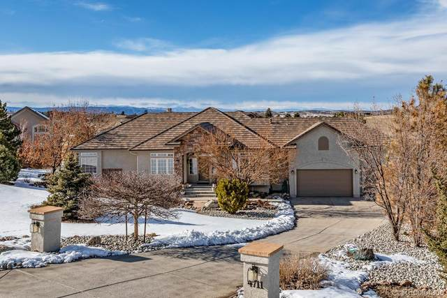 4711 Starfire Circle, Castle Rock, CO 80104 (#9942841) :: Mile High Luxury Real Estate