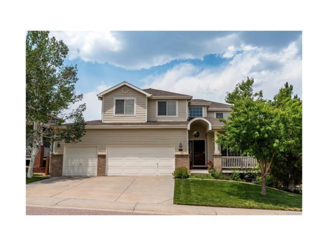 17221 Opal Hill Drive, Parker, CO 80134 (MLS #9943029) :: 8z Real Estate