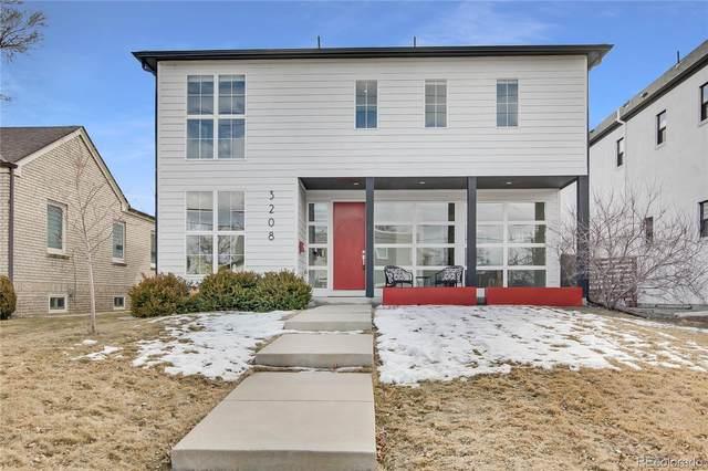 3208 W Scott Place, Denver, CO 80211 (MLS #9943321) :: Kittle Real Estate