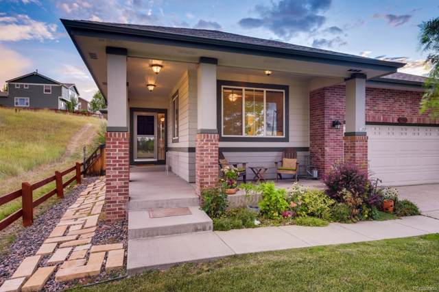 2983 Willowrun Drive, Castle Rock, CO 80109 (#9944261) :: The Peak Properties Group