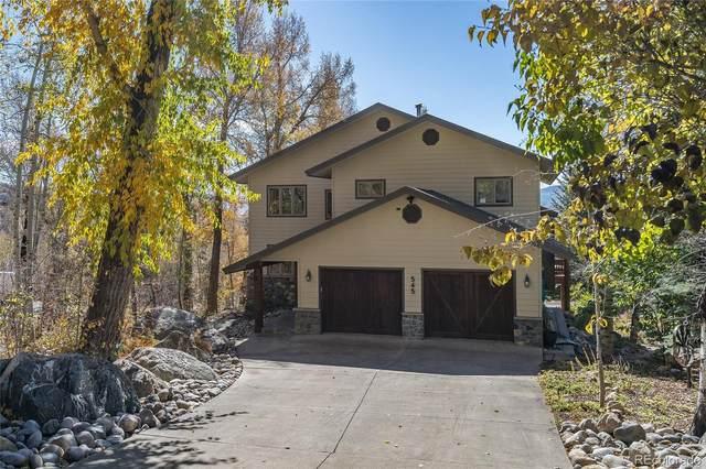 545 Steamboat Boulevard, Steamboat Springs, CO 80487 (#9944364) :: The Scott Futa Home Team