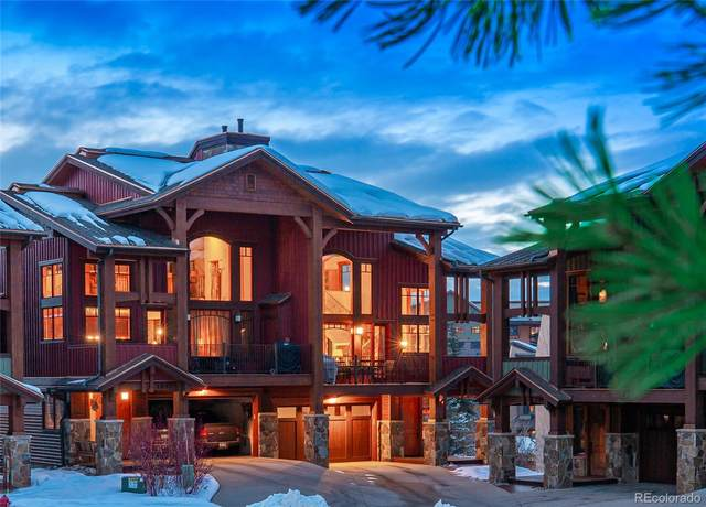1951 Cimarron Circle #11, Steamboat Springs, CO 80487 (#9944442) :: Re/Max Structure