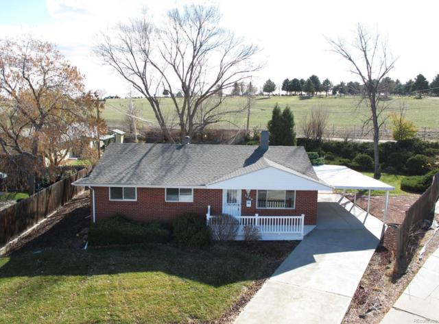 5668 Johnson Court, Arvada, CO 80002 (#9944579) :: Sellstate Realty Pros