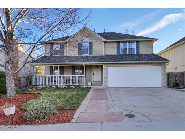 13180 W 63rd Circle, Arvada, CO 80004 (#9944701) :: The Healey Group