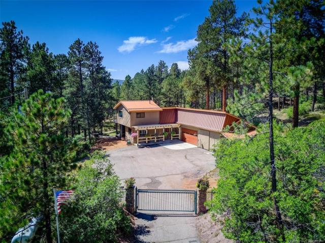 183 S County Highway 67, Sedalia, CO 80135 (#9944915) :: Sellstate Realty Pros