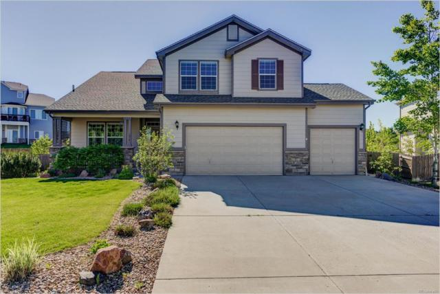 1078 Eaglestone Drive, Castle Rock, CO 80104 (#9945239) :: The HomeSmiths Team - Keller Williams