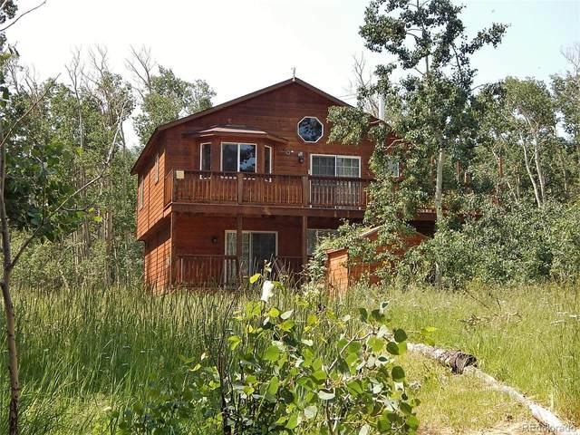 1122 High Creek Road, Fairplay, CO 80440 (#9946014) :: The HomeSmiths Team - Keller Williams