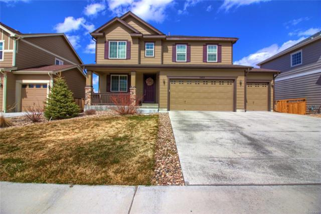7603 Sabino Lane, Castle Rock, CO 80108 (#9946085) :: The Peak Properties Group