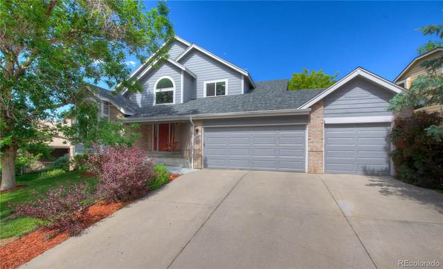 9664 Chanteclair Circle, Highlands Ranch, CO 80126 (MLS #9946112) :: 8z Real Estate