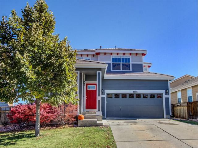 2868 Bixby Court, Castle Rock, CO 80109 (#9946407) :: The Sold By Simmons Team