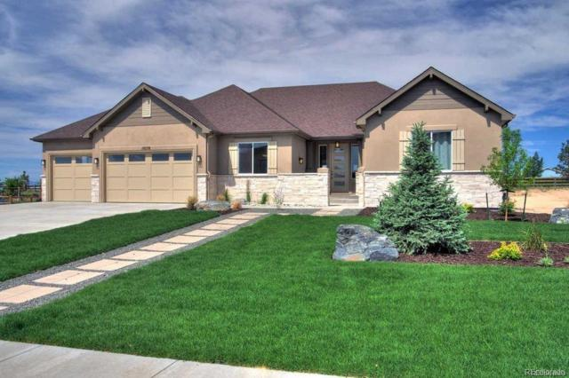 2851 Eagle Circle, Erie, CO 80516 (#9946433) :: The Griffith Home Team