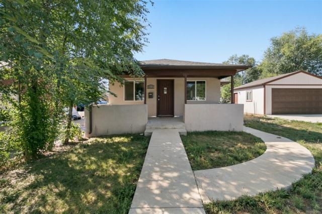 3426 W Dakota Avenue, Denver, CO 80219 (#9946483) :: The Peak Properties Group