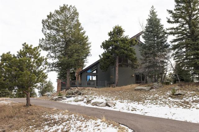 23666 Currant Drive, Golden, CO 80401 (#9946606) :: The City and Mountains Group