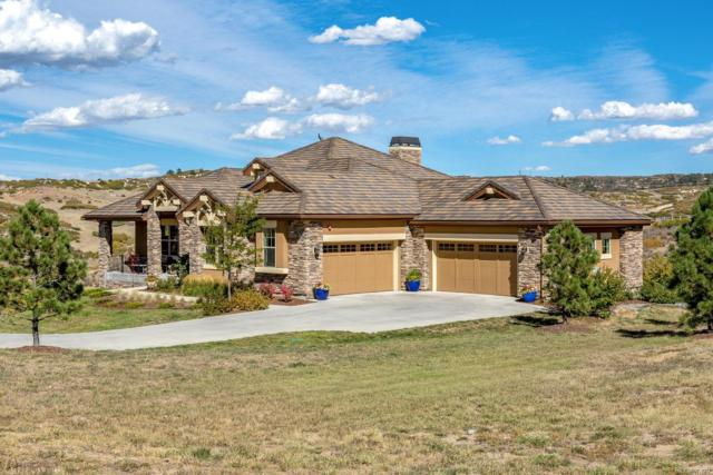 8896 Aspen Leaf Court, Littleton, CO 80125 (#9946883) :: The DeGrood Team