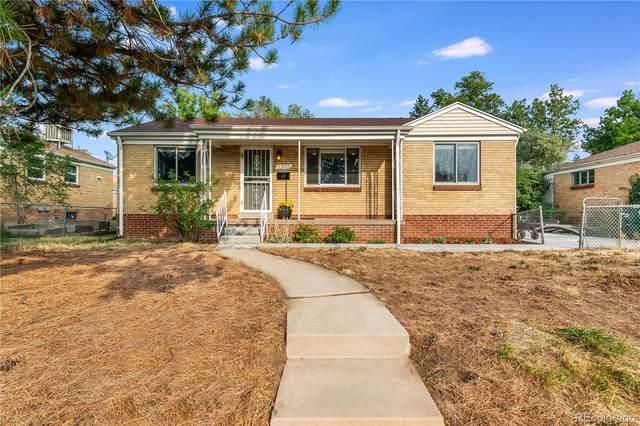 1310 S Bryant Street, Denver, CO 80219 (MLS #9947007) :: 8z Real Estate