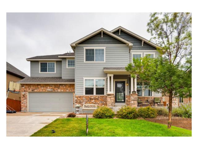 2158 Paint Pony Circle, Castle Rock, CO 80108 (MLS #9947130) :: 8z Real Estate