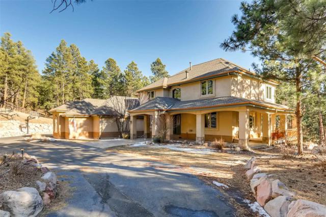 11219 Pinevale Lane, Franktown, CO 80116 (#9947191) :: The Peak Properties Group