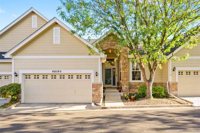 6616 S Reed Way B, Littleton, CO 80123 (#9947289) :: Compass Colorado Realty