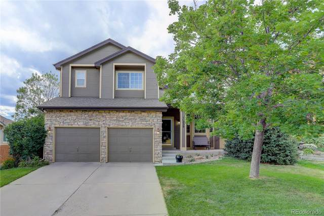10029 Macalister Trail, Highlands Ranch, CO 80129 (#9947400) :: The Griffith Home Team