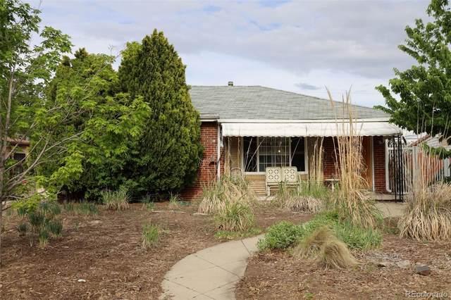 3610 Olive Street, Denver, CO 80207 (MLS #9947418) :: Find Colorado